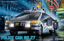BLADE RUNNER DECKARD POLICE CAR #27 1:24 SCALE MODEL KIT *NEW*