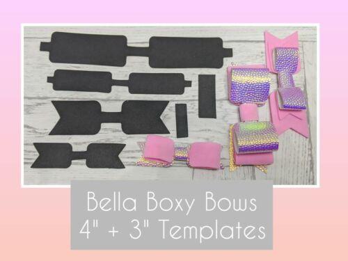 Plantillas de plástico Bella Boxy arco