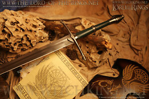 BRAND-NEW-Strider-039-s-Ranger-Sword-UC1299-United-Cutlery-Lord-of-the-Rings-Aragorn