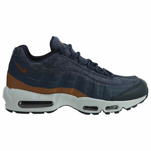 the latest 7ee65 e5745 Image is loading Nike-Air-Max-95-PRM-Wool-Mens-538416-