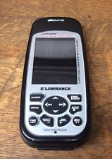 Lowrance iFINDER ExpeditionC Handheld GPS Slot For SD Cards Color Expedition C