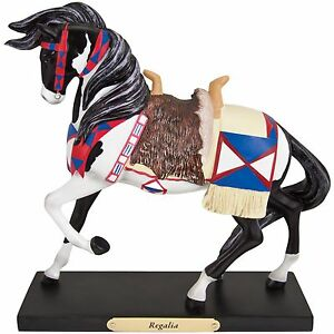 NEW-IN-BOX-Trail-of-the-Painted-Ponies-4037601-REGALIA-Resin-Horse-Figurine