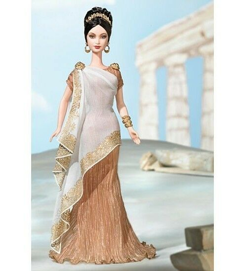 Barbie Princess of Ancient Greece (Dolls of the world )