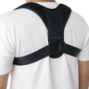 a27711cf03c Image is loading Correction-Belt-Spine-Adjustable-Posture-Corrector-Back- Shoulder-