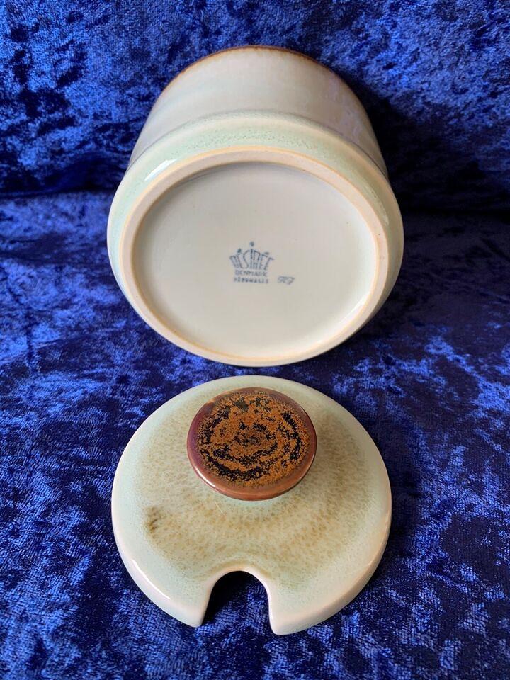 Porcelæn, MARMELADE KRUKKE, DESIREE DISCO
