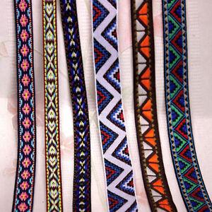 5-10-Yards-Vintage-Lace-Trim-Crochet-Fringe-Jacquard-Ribbon-Braid-Trim-Crafts