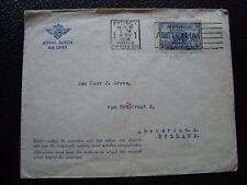 AUSTRALIE -  enveloppe 14/11/1934 (cy99) australia
