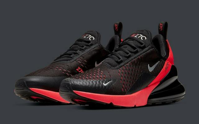nike air max 270 black running shoes price