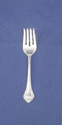 "International Sterling Silver IRENE 1928 Salad Fork 5-3//4/"" No Monogram"