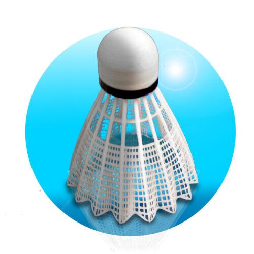 Badmintonbälle 100% Gänsefedern Sport speed77