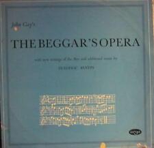 The Beggar's Opera & Fredric Austin(Vinyl LP)The Prologue/Overture-Argo-DA 10 &