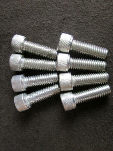 "1//2/""-13 x 1-1//2/"" NC Stainless Steel Socket Head Cap Screw Lot of 8 pcs"