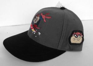 7d0487a0aa8 RARE The Looney Tunes TAZ Tasmanian Devil Baseball Cap Adults AMCAP ...