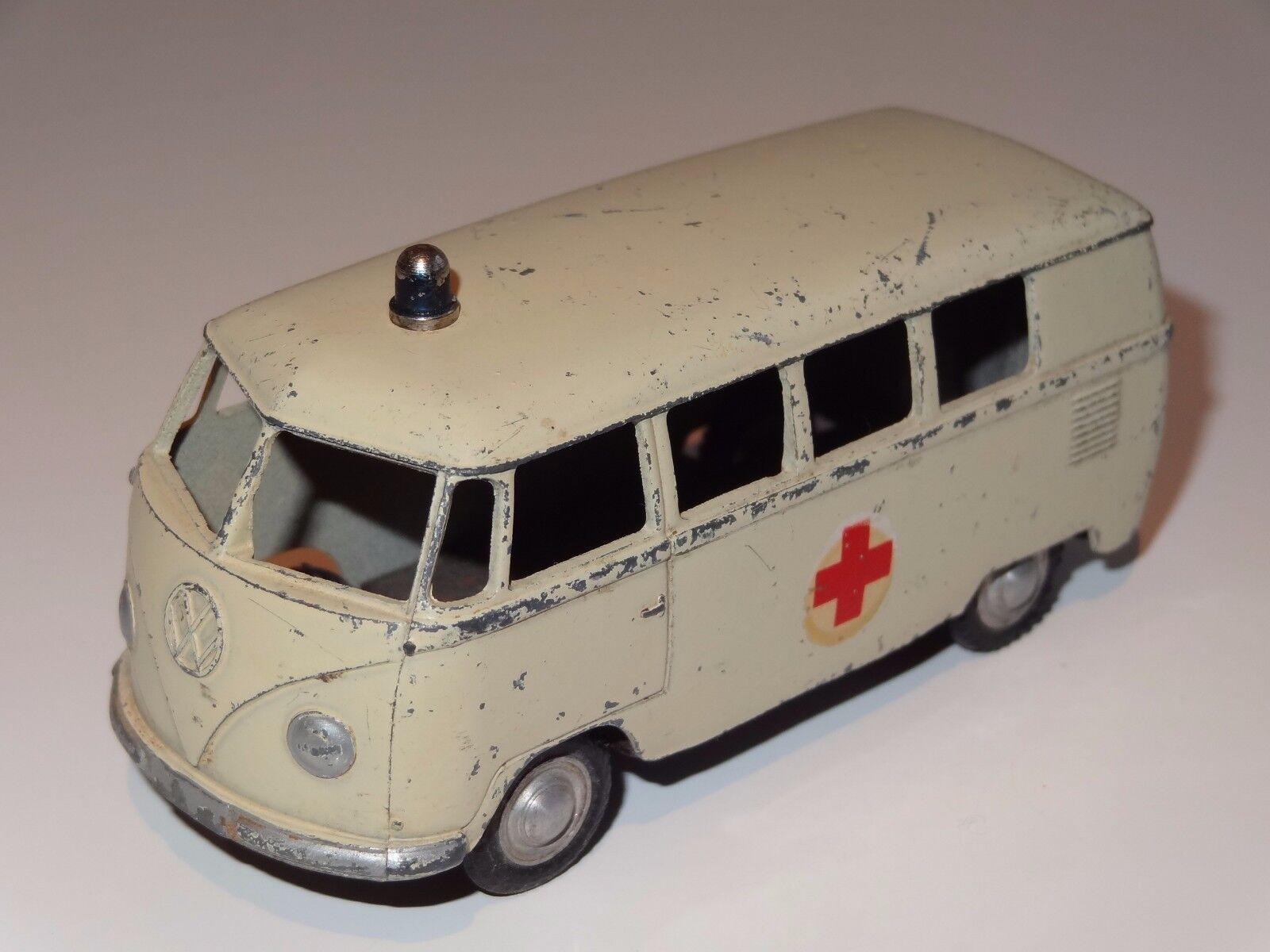 (a) Marklin VW Volkswagen Combi en panDimensione dividida ambulancia