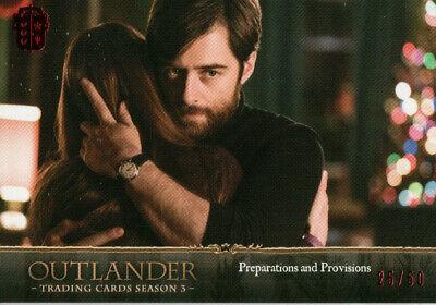 Outlander Season 3 Gold Crest Base Card #57 Betrayed