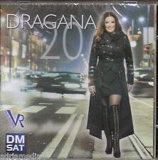 DRAGANA MIRKOVIC CD 20. Album Luce moje Ljubavi Folk Narodna Serbien Hit Srbija