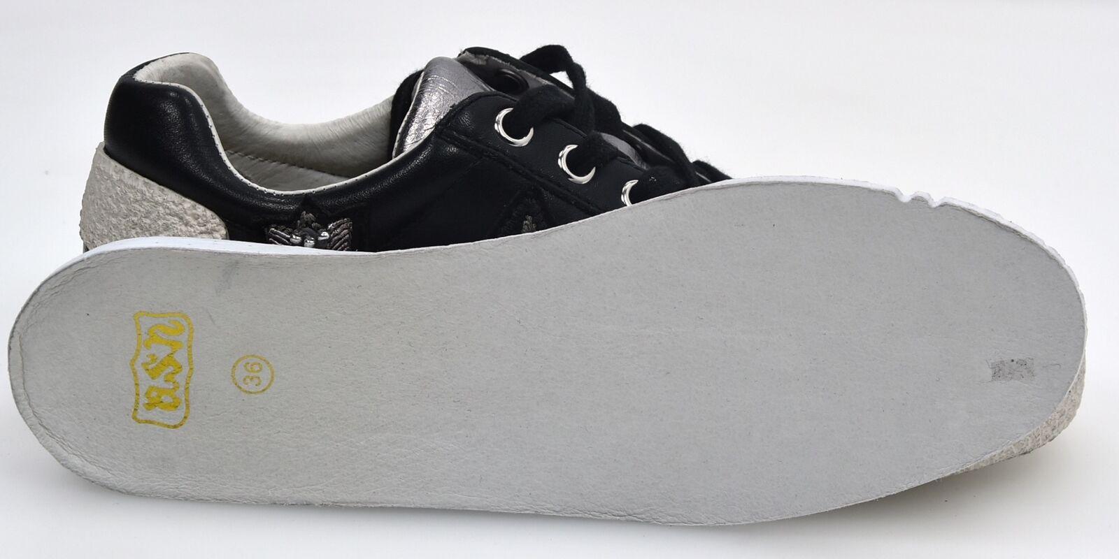 ASH DONNA SCARPA SCARPA SCARPA scarpe da ginnastica CASUAL TEMPO LIBERO PELLE FW17-S-120701-008 NAK ARMS d0f571
