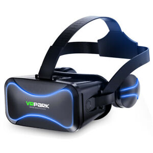 3d Glasses Vr Headset Virtual Reality Goggles For Iphone 6 7 8 Plus X Xs Android 600169130503 Ebay