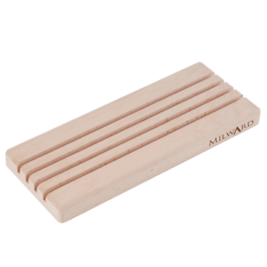 Milward 4 Slot Beech Wood Quilting//Patchwork Ruler Rack