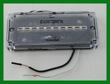 Maxxima Rectangular Surface Mount 9 LED Interior 400 Lumens Scene Load Light
