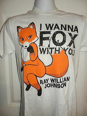 Hot Topic: Ray William Johnson 'I Wanna Fox With You T-shirt