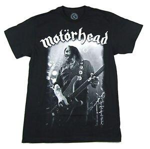 Motorhead-49-51-SOB-MF-Lemmy-Black-T-Shirt-New-Official-Band-Merch