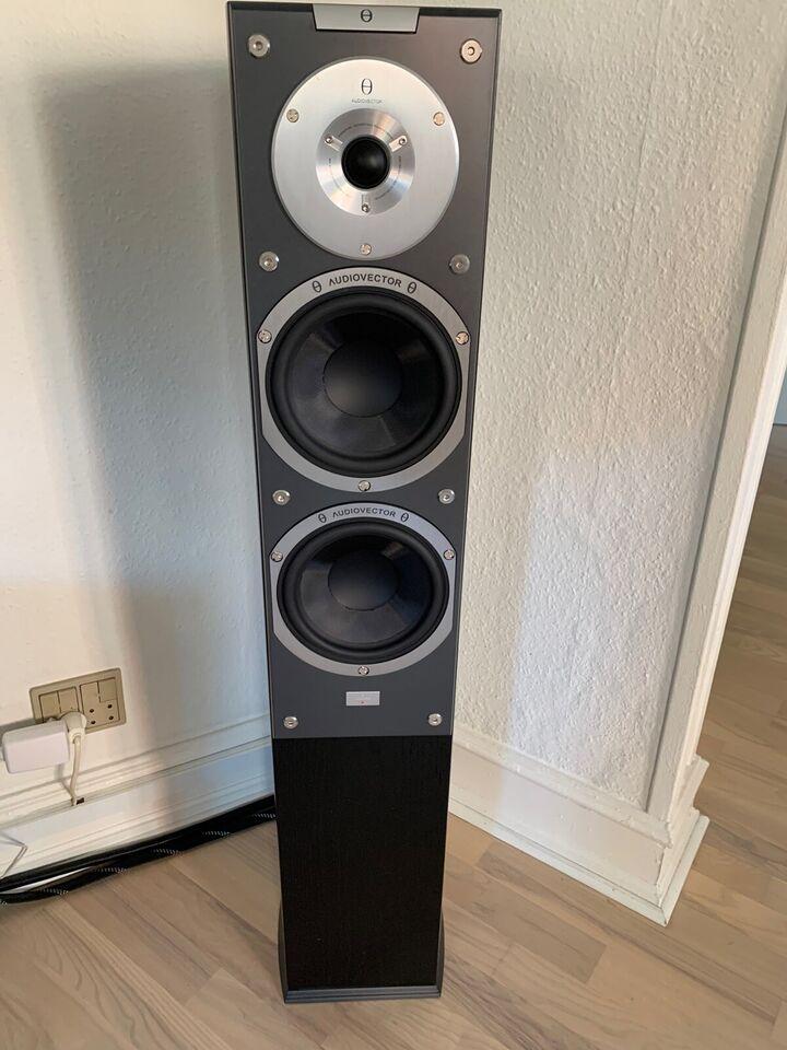 Højttaler, Audiovector, SR3
