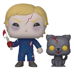 Funko-Pop-Film-non-729-Animal-Sematary-Gage-amp-Eglise-Vinyle-Figurines