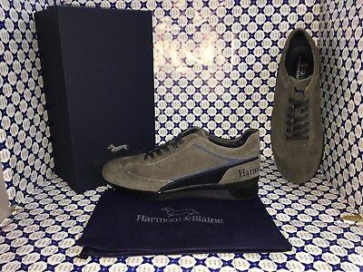 nuovo concetto comprare popolare informazioni per Scarpe HARMONT & BLAINE Uomo - Sneakers Camoscio Piedipull ...