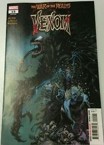 Venom-15-War-of-the-Realms-Secret-Blood-Variant-Marvel-comic-1st-Print-2019-NM