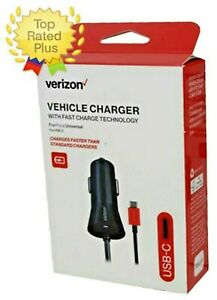 OEM-Verizon-Type-C-Fast-Car-Charger-for-Galaxy-S10e-S10-S10-Note-10-9-S9-S8