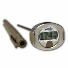 Taylor Precision Products Connoisseur Line Instant Read Digital Thermometer