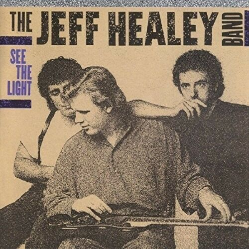 Jeff Healey - See The Light [New CD] Holland - Import