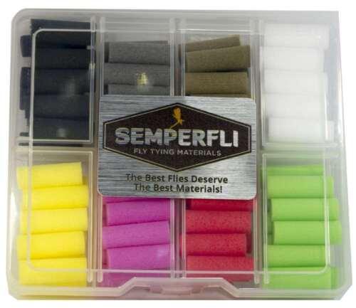 Semperfli Straggle String Micro Chenille 21 coole Farben Auswahl Superzeug!