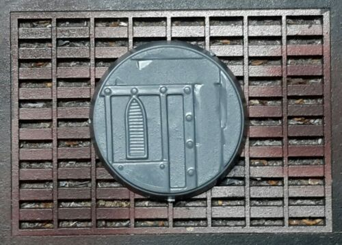 Warhammer 40K Sector Imperialis 1 x 32mm BASE Type 4 BSI32024