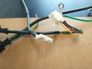 NordicTrack T 6.5S Treadmill Upright Wire to Console
