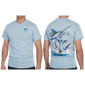 96e0d9fce3a Image is loading Costa-Del-Mar-MARLIN-T-shirt-Mens-S-