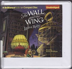 The-Wall-and-the-Wing-by-Laura-Ruby-2006-CD-Unabridged-Young-Adult-Fantasy