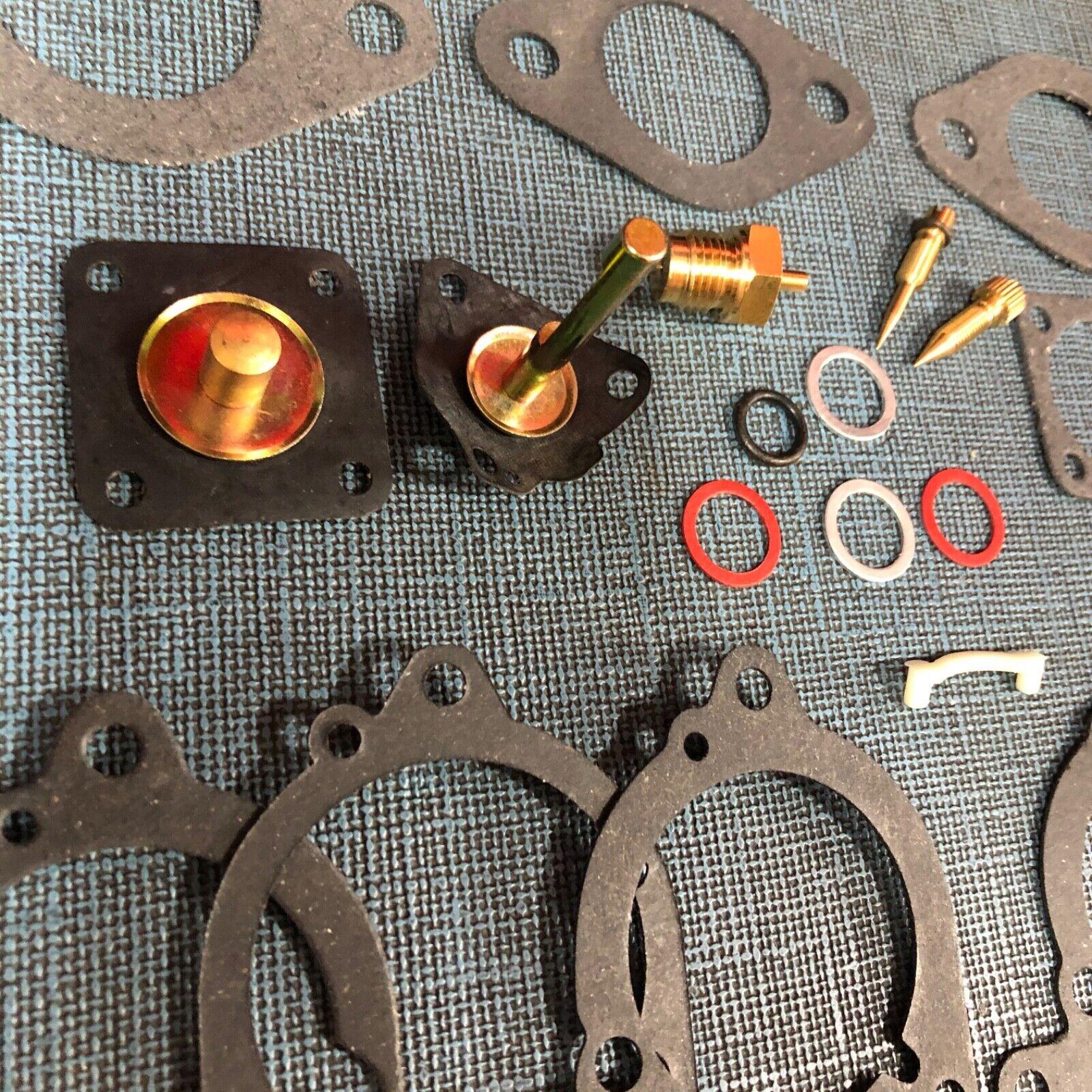 Überholsatz Reparatursatz Dichtsatz für Solex 31 PICT-4 VW Käfer Bus Vergaser