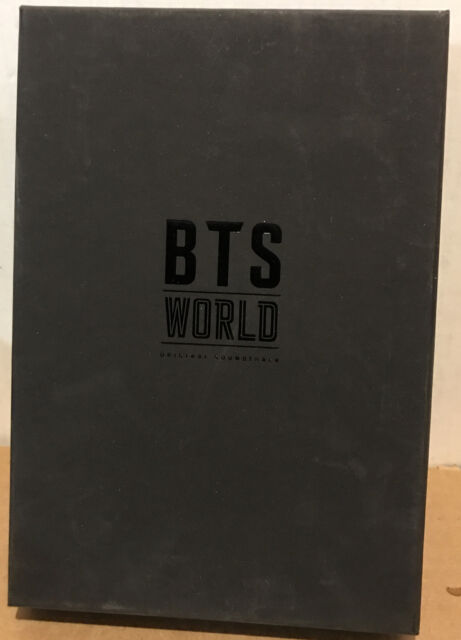 🌎 BTS WORLD,👌Open box ‼️