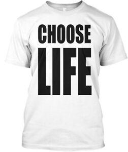 Choose-Life-Hanes-Tagless-Tee-T-Shirt