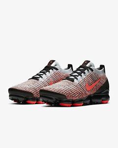 Détails sur Nike Hommes Air Vapormax Flyknit 3 aj6900 800 Course Chaussures Sneaker NEUF T. 43 afficher le titre d'origine