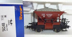 Roco-H0-56248-Talbot-Schotterwagen-der-DRG-NEU-OVP