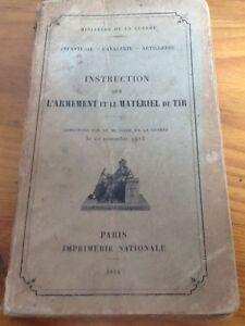 collection-military-instruction-sur-armement-et-le-materiel-de-tir-de-1924
