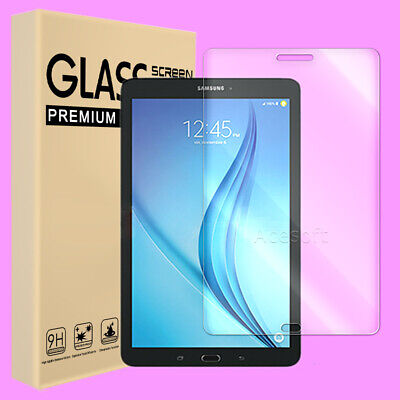 """1-Pack 9H Tempered Glass Screen Protector For Samsung Galaxy Tab E 8.0/"""" T378V"""