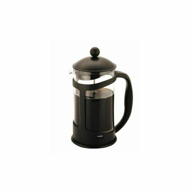 Black 6 Cup Cafetiere