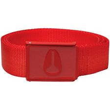 Nixon Mono Enamel Wings Belt (Red Pepper) C1772383-00