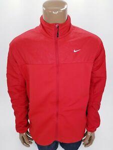 Los Angeles niska cena szalona cena Details about Men's The Athletic Dept. Nike Running Jacket Red Size XL