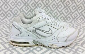 Vintage Nike Max Air Health Walker VII Leather Walking Shoes Sneakers 10 2010