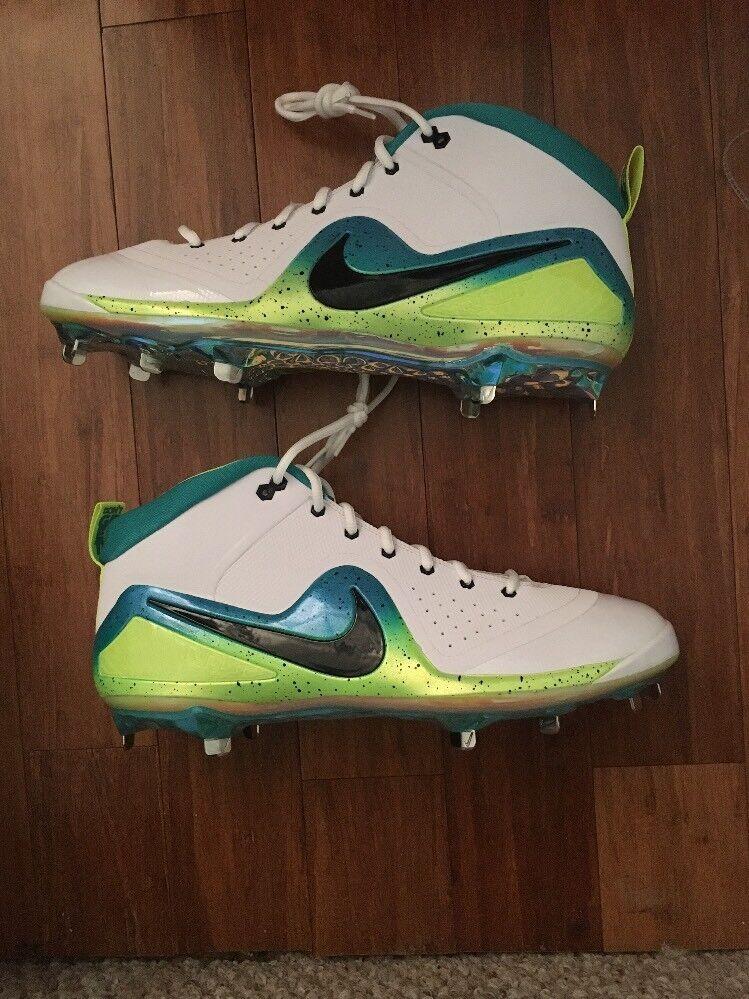Nike zoom mike trout 4 asg taglia scarpe da baseball scarpe taglia asg 14 si 917921-107 Uomo 360fcb